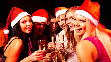 Professional Christmas Party DJs