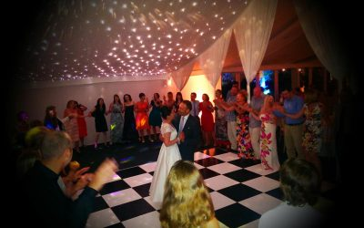 Thrumpton Hall Wedding DJ