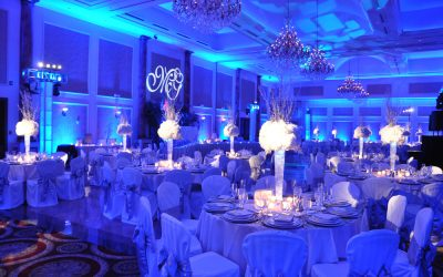Uplighting Wedding Venues